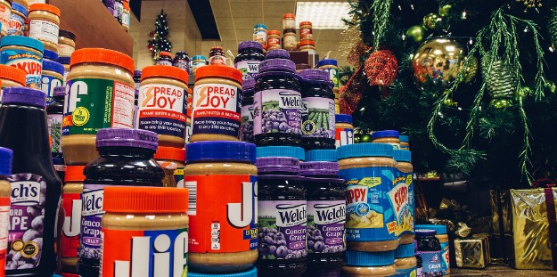 Spread the Joy Peanut Butter and Jelly Drive