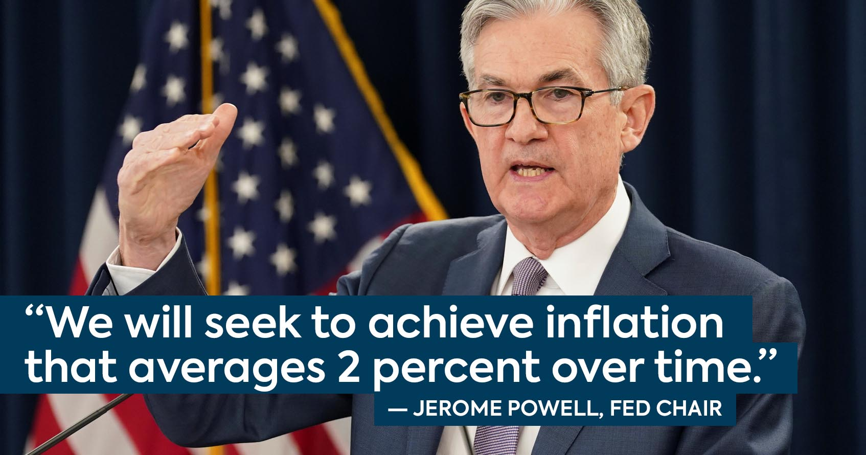 Jerome Powell, Fed Chairman