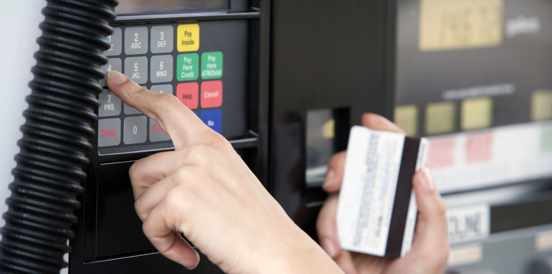 How To Detect a Card Skimmer at a Gas Pump